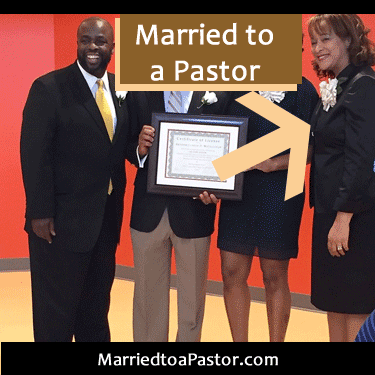 married to a pastor