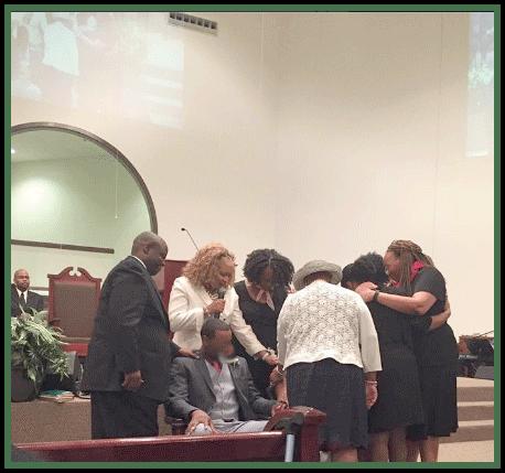 Blog for Senior Pastors' Wives