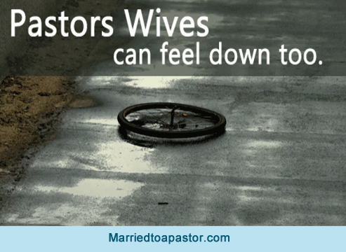pastors wives and depression