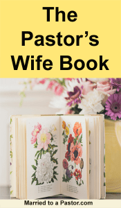 The Pastor's Wife Book