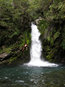 Travers Falls.