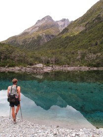 Blue Lake, the cleanest. clearest water on earth!