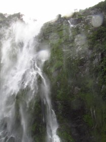 Stirling Falls, Milford Sound.