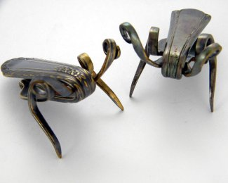 http://www.etsy.com/listing/85294523/good-luck-cricket-sculpture-recycled?utm_source=Pinterest&utm_medium=PageTools&utm_campaign=Share