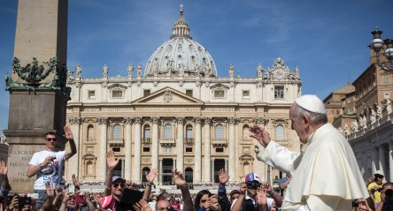 Finally, you can follow the 2015 Global Business Study Abroad program's jaunt around the world—seven countries and three continents in four weeks—through the students' own words. The mishaps and lucky breaks, like the time the group ran into Pope Francis in Rome, make for a travelogue well worth reading.
