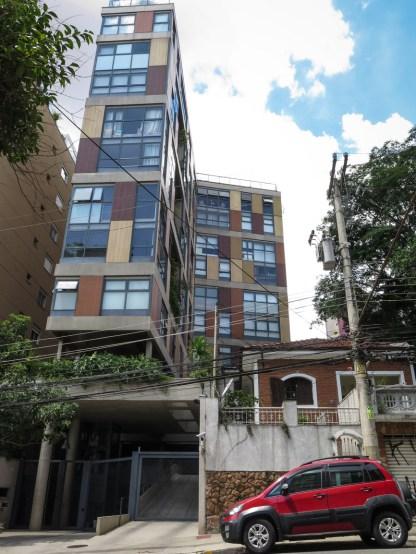 Fidalga 772 Arquitectura: Andrade Morettin Paisajismo: André Paoliello