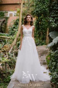 Brautkleid von Nelly White