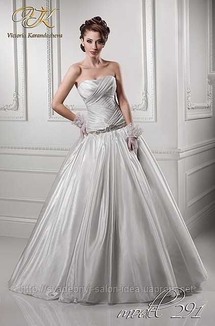 Brautkleid Modell 291