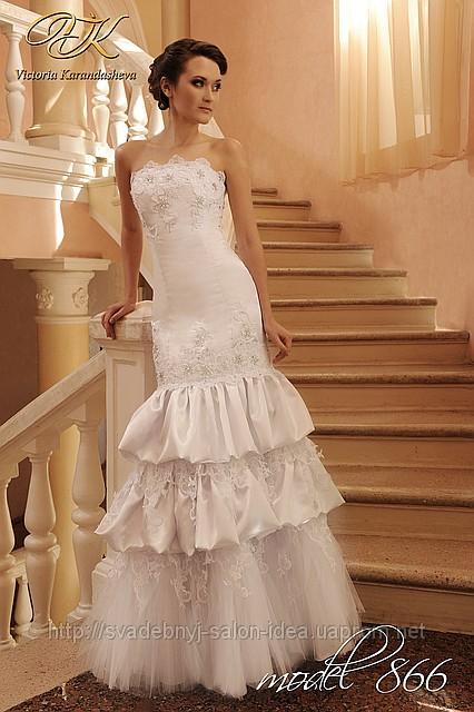 Brautkleid Modell 866