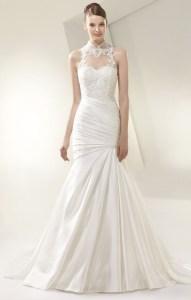 Brautkleid figurbetont Enzoani
