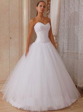 Brautkleid Prinzessin