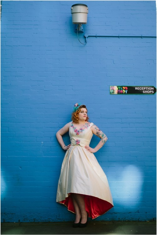 Rachael Urquhart, The Couture Co, Custard Factory March 2014 - Jay Emme Photography