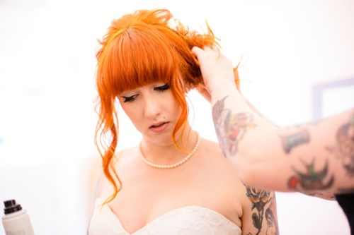 Tattooed Bride waterfall wedding Marry Me Ink Tux and Tales Photography_3117