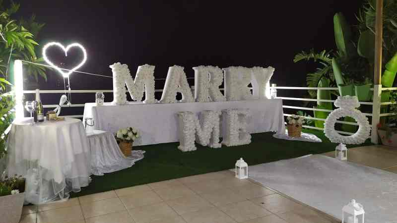נישואין בבית