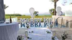 הצעת נישואין בטבריה, הצעת נישואין בטבריה