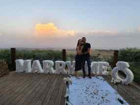 הצעת נישואין מלון בוטיק תמרין ראש פינה(14.11.19)00090