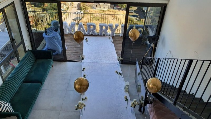 הצעת נישואין במלון טבריה