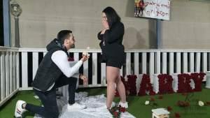 הצעת נישואין בגלבוע, הצעת נישואין בגלבוע