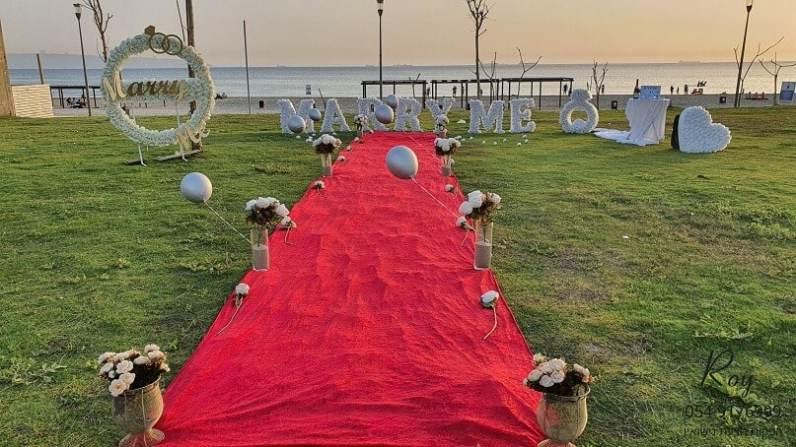 הצעת נישואין בעכו חוף ארגמן ישראל & סיון(18.5.20)00032