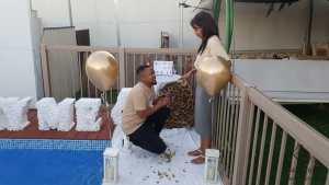 הצעת נישואין בצפת, הצעת נישואין בצפת