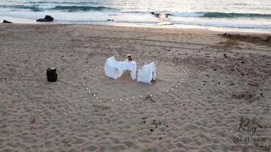 הצעת נישואין חוף אכזיב נהריה ים התיכון גבי & טל(2.8.20)00161