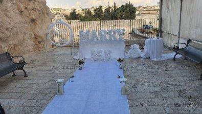 הצעת נישואין בכותל המערבי ירושלים נחשון & מיכל(5.11.20)00044