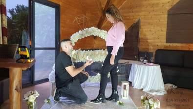 הצעת נישואין בצימר חזון בצפון דוד & מעיין(26.11.20)00191