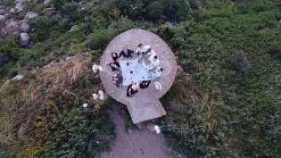 הצעת נישואין ברמת הגולן נוף לכנרת בצפון(29.3.21)00033