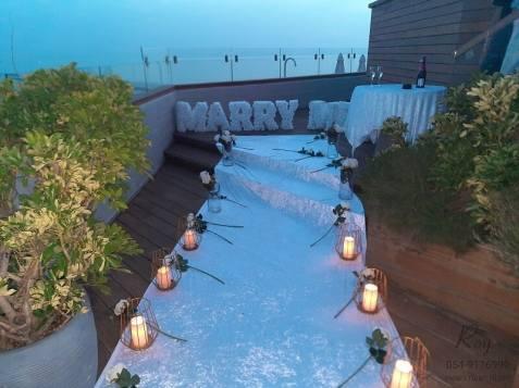 הצעת נישואין בתל אביב במלון במרכז(6.4.21)00132