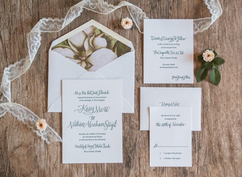 Weddings Gold Coast Promotion For Promotional Wedding Invitations