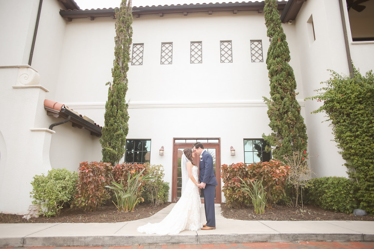 Romantic South Tampa Waterfront Wedding Westshore Yacht Club
