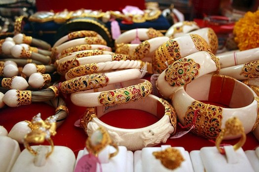 Unusual Jewelry For Indian Weddings