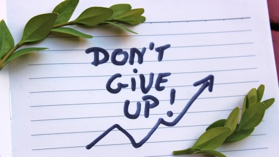 モチベーションを保つ3つの方法