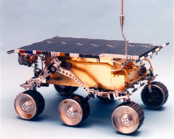 Mars Pathfinder Microrover