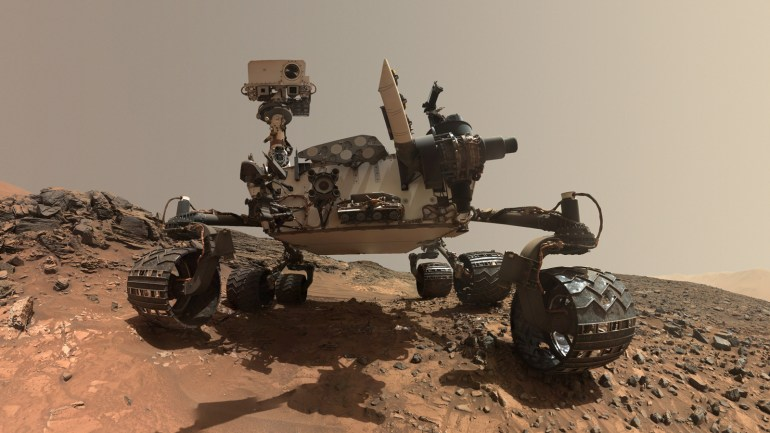 Home | Curiosity – NASA's Mars Exploration Program
