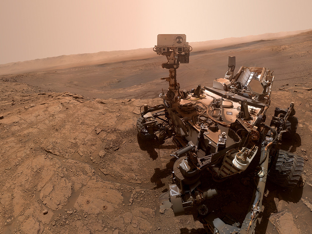 Home | Curiosity – NASA's Mars Exploration Program