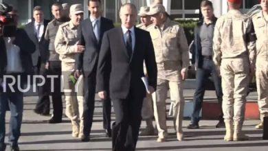 Photo of روسيا : الأسد كان يسيطر على 8 % من البلاد قبل تدخلنا .. نحن من انقذ نظامه من السقوط