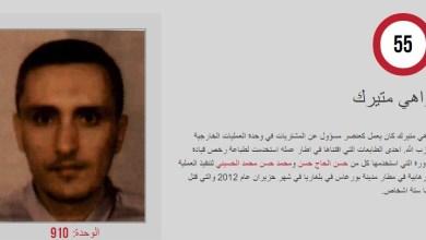 Photo of زاهي متيرك مسؤول المشتريات في وحدة العمليات الخارجية لحزب الله