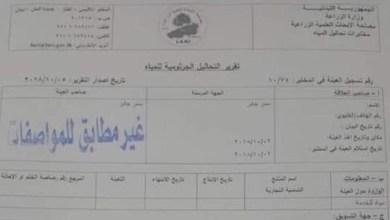 Photo of أبناء منطقة حارة حريك يستحمّون بمياه ملوثة بالمجارير