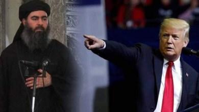 Photo of قوة أمريكية تحاصر البغدادي وترامب قد يعلن اعتقاله في الساعات القادمة