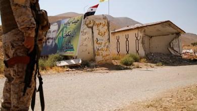 Photo of اشتباكات بين حزب الله وقوات الأسد على الحدود السورية اللبنانية