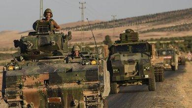Photo of تعزيزات عسـكرية تركية كبيرة تدخل الأراضي السورية