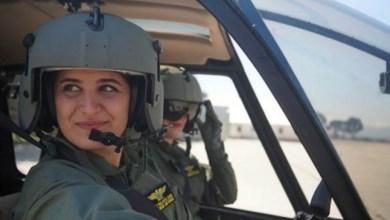 Photo of سلاح الجو اللبناني: شانتال وريتا تقودان الطائرات..