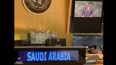 Photo of السعودية ترحب بتقرير آلية المحاسبة في سوريا خلال جلسة بالأمم المتحدة