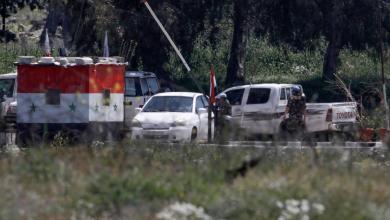 Photo of إسرائيل ترفض طلبا سوريا لإطلاق سراح جاسوسين يعملان لإيران