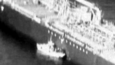 Photo of فيديو نشرته واشنطن يكشف تورط إيران في هجوم خليج عمان