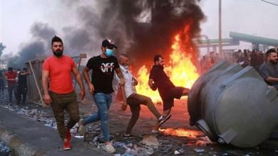 Photo of إيران في معركة يائسة للإبقاء على نفوذها في العراق ولبنان