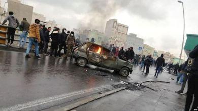 Photo of استمرار انتفاضة إيران لليوم السابع على التوالي.. 251 شهيدًا على الأقل و3700 جريح