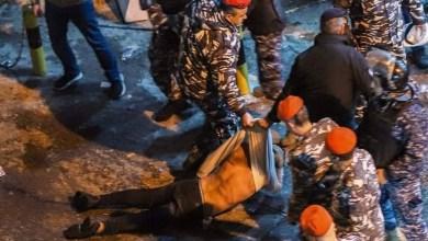 Photo of الأمن اللبناني يواجه الاحتجاجات بالمزيد من العنف والاعتقالات