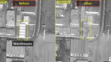 "Photo of غارة دمشق:تدمير ""بوينغ"" إيرانية تنقل أسلحة"
